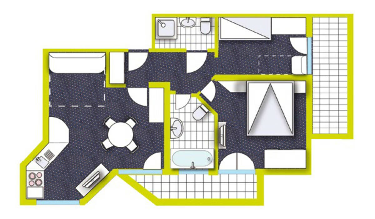 Apartment II